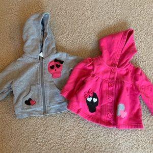 Other - Two infant sweatshirts